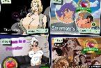 Chicas de pechos grandes y porno tetona en juegos flash