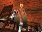 Blondie caliente desnuda con botas solo furry