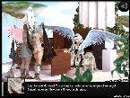 Chicas cachondas angelicales en juegos para adultos fantasia