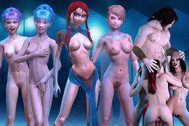 Juegos para adultos virtuales con las muchachas virtuales